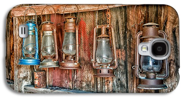Lantern Galaxy S4 Cases - Lanterns Galaxy S4 Case by Cat Connor
