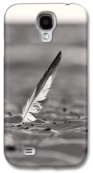 Fun Photographs Galaxy S4 Cases - Last Days of Summer in Black and White Galaxy S4 Case by Sebastian Musial