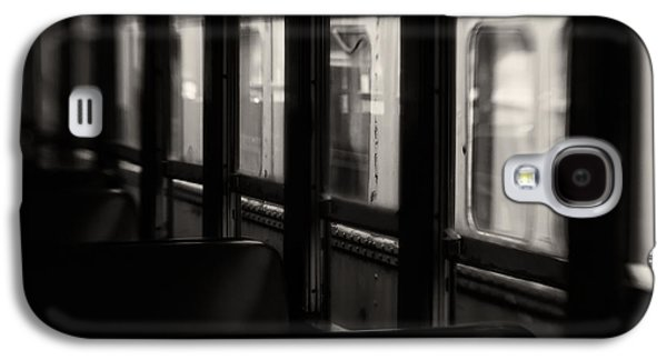 Train Photographs Galaxy S4 Cases - Last Stop Galaxy S4 Case by Amy Weiss