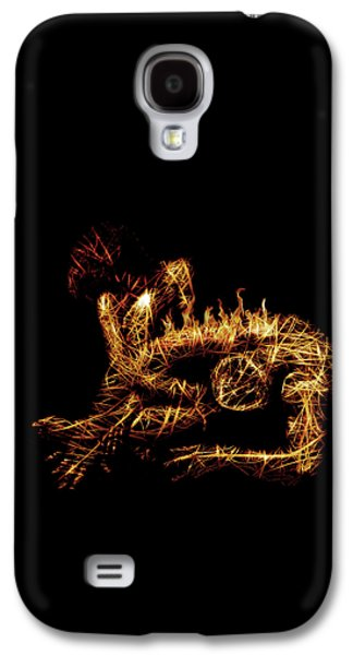Separation Galaxy S4 Cases - Late Regrets Galaxy S4 Case by Marian Voicu