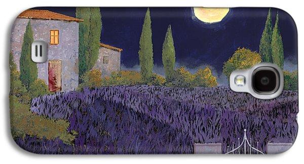Lavanda Di Notte Galaxy S4 Case by Guido Borelli