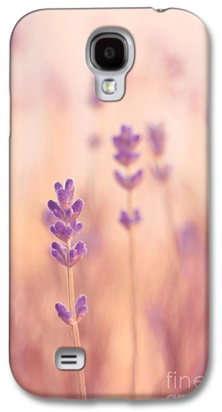 Variance Collections Galaxy S4 Cases - Lavandines 02 - s09a Galaxy S4 Case by Variance Collections