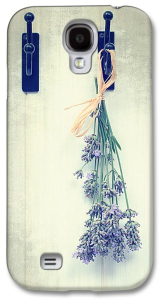 Dried Photographs Galaxy S4 Cases - Lavender Galaxy S4 Case by Amanda And Christopher Elwell
