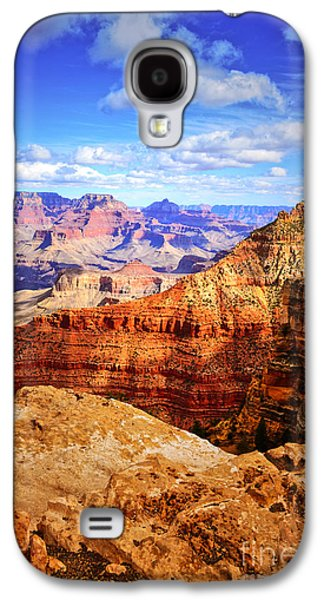 Tara Turner Galaxy S4 Cases - Layers of the Canyon Galaxy S4 Case by Tara Turner