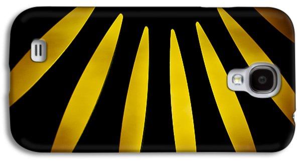 Madison Galaxy S4 Cases - Lazy Daisy Galaxy S4 Case by Christi Kraft