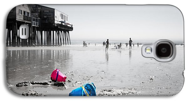 Activity Photographs Galaxy S4 Cases - Lazy days of summer Galaxy S4 Case by Jane Rix