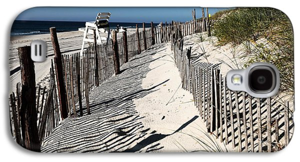 Best Sellers -  - Original Photographs Galaxy S4 Cases - LBI Dunes Galaxy S4 Case by John Rizzuto