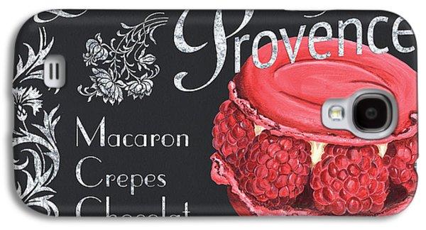 Botanical Galaxy S4 Cases - Le Macron de Provence Galaxy S4 Case by Debbie DeWitt
