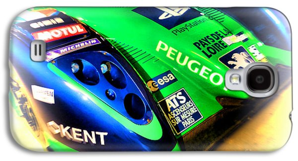 2009 Galaxy S4 Cases - Le Mans 2009 Peugeot 908 HDI FAP Galaxy S4 Case by Olivier Le Queinec