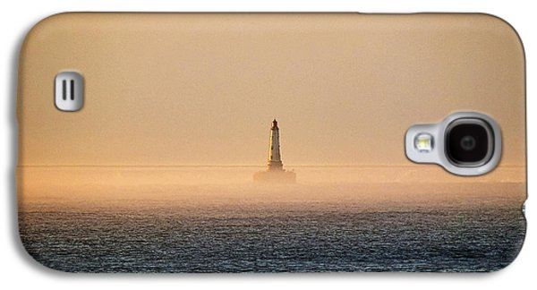 Poster Art Galaxy S4 Cases - Le  Phare de Cordouan Galaxy S4 Case by Jb Atelier