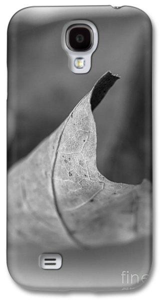 Leaf Study 2 Galaxy S4 Case by Edward Fielding
