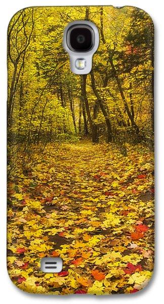 Oak Creek Galaxy S4 Cases - Leaving the Way Galaxy S4 Case by Peter Coskun