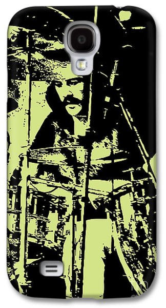 Famous Artist Galaxy S4 Cases - Led Zeppelin No.05 Galaxy S4 Case by Caio Caldas
