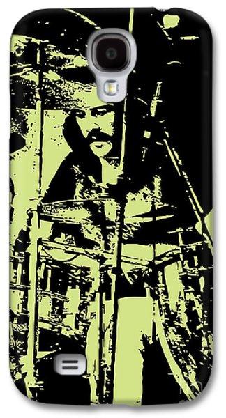 Led Zeppelin No.05 Galaxy S4 Case by Caio Caldas