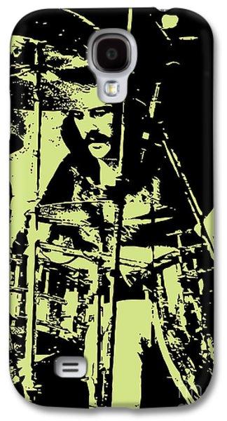 Shows Galaxy S4 Cases - Led Zeppelin No.05 Galaxy S4 Case by Caio Caldas