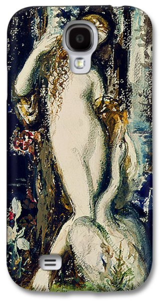 Leda  Galaxy S4 Case by Gustave Moreau