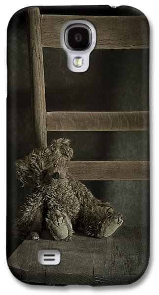 Chair Galaxy S4 Cases - Left Behind Galaxy S4 Case by Amy Weiss