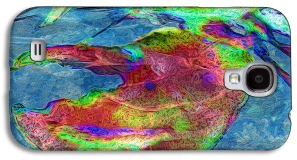 Leftie Galaxy S4 Case by Jack Zulli