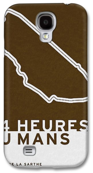 Limited Galaxy S4 Cases - Legendary Races - 1923 24 Heures du Mans Galaxy S4 Case by Chungkong Art