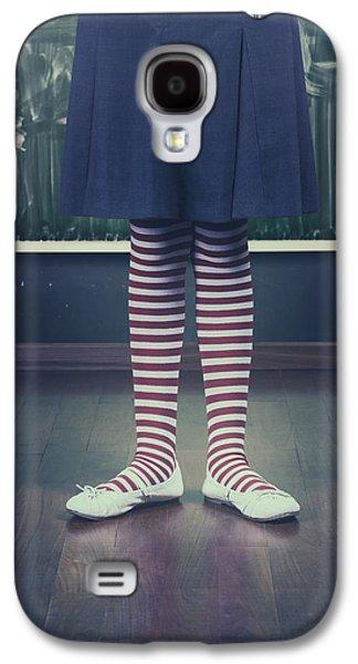Female Body Galaxy S4 Cases - Legs Of A Schoolgirl Galaxy S4 Case by Joana Kruse