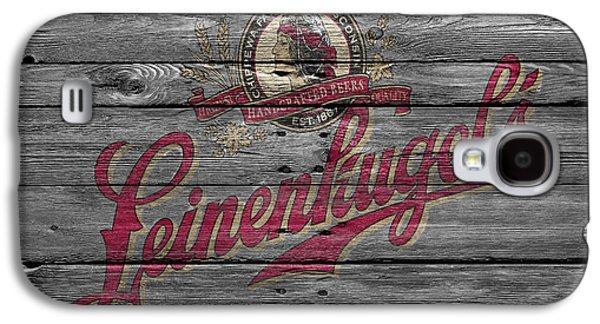 Breweries Galaxy S4 Cases - Leinenkugels Galaxy S4 Case by Joe Hamilton