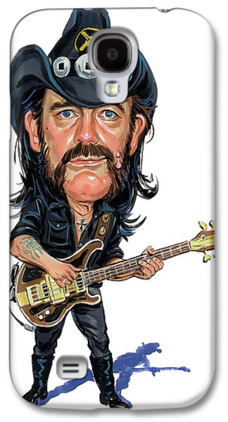 Lemmy Kilmister Galaxy S4 Case by Art