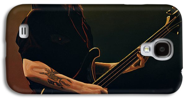 Slash Galaxy S4 Cases - Lemmy Kilmister Galaxy S4 Case by Paul Meijering