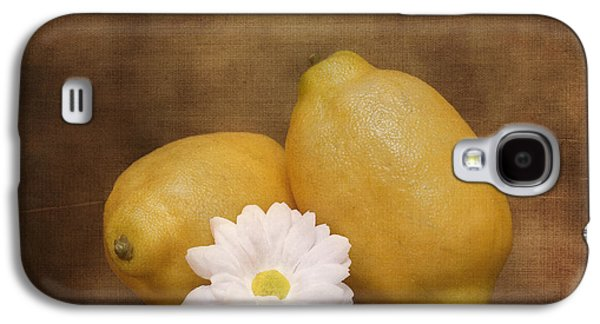 Lemon Fresh Still Life Galaxy S4 Case by Tom Mc Nemar