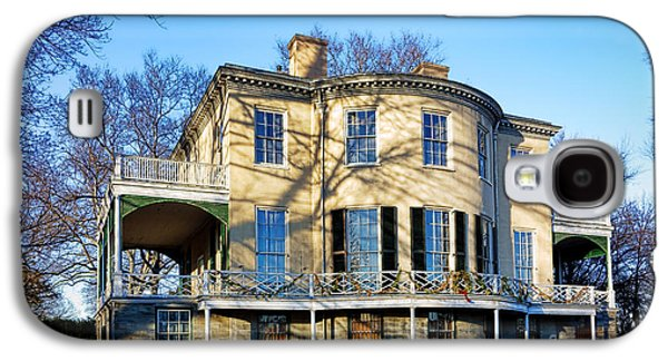 Phila Galaxy S4 Cases - Lemon Hill Mansion Galaxy S4 Case by Olivier Le Queinec