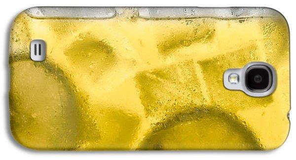 Soft Photographs Galaxy S4 Cases - Lemonade Galaxy S4 Case by Steve Gadomski