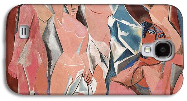 Les Demoiselles D Avignon Galaxy S4 Case by Pablo Picasso
