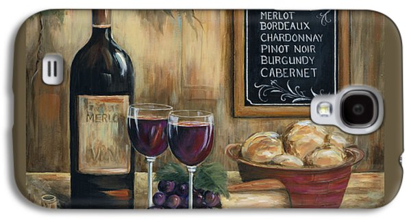 Les Vins Galaxy S4 Case by Marilyn Dunlap
