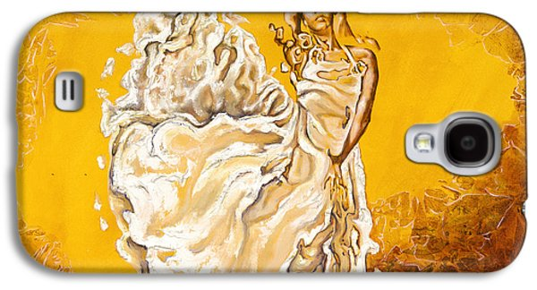 African-american Galaxy S4 Cases - Let it be peace in my soul Galaxy S4 Case by Karina Llergo Salto
