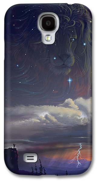 Hope Digital Galaxy S4 Cases - Let The Wind Blow Galaxy S4 Case by Cliff Hawley