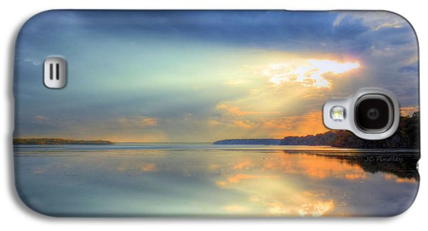 Sun Photographs Galaxy S4 Cases - Let There Be Light Galaxy S4 Case by JC Findley