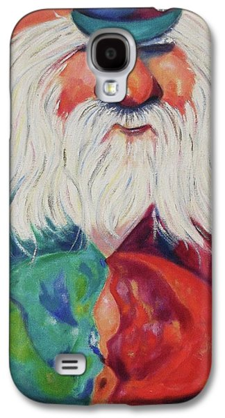 Leclair Galaxy S4 Cases - Lets Boogey Galaxy S4 Case by Suzanne  Marie Leclair