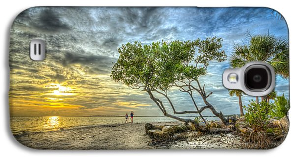 Salt Air Galaxy S4 Cases - Lets Stay Here Forever Galaxy S4 Case by Marvin Spates