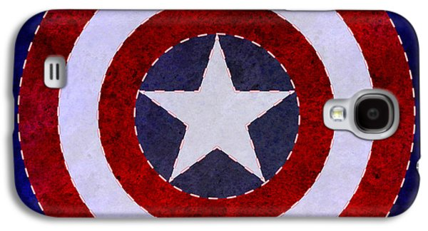Shield Digital Galaxy S4 Cases - Liberty Shield Galaxy S4 Case by Gary Grayson