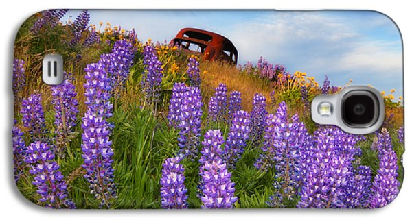 Landscape Acrylic Prints Galaxy S4 Cases - Life and Death Galaxy S4 Case by Darren  White