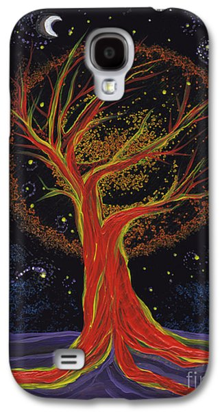Life Blood Tree By Jrr Galaxy S4 Case by First Star Art