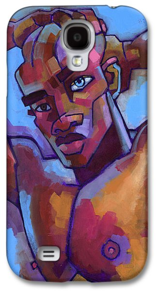 African-american Galaxy S4 Cases - Life Force Galaxy S4 Case by Douglas Simonson