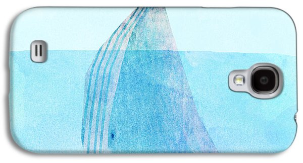 Watercolor Drawings Galaxy S4 Cases - Lift Galaxy S4 Case by Eric Fan