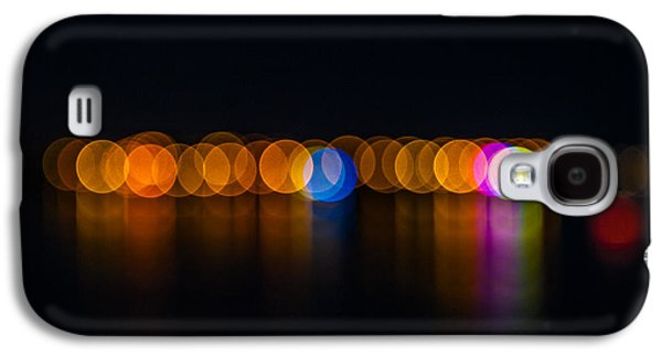 Poster Art Galaxy S4 Cases - Light balls Galaxy S4 Case by Jb Atelier