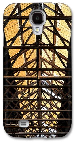 Bethlehem Galaxy S4 Cases - Light from Above Galaxy S4 Case by DJ Florek