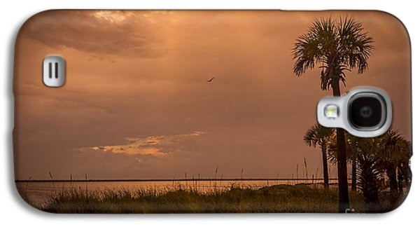 Stormy Weather Galaxy S4 Cases - Light from Above Galaxy S4 Case by Marvin Spates