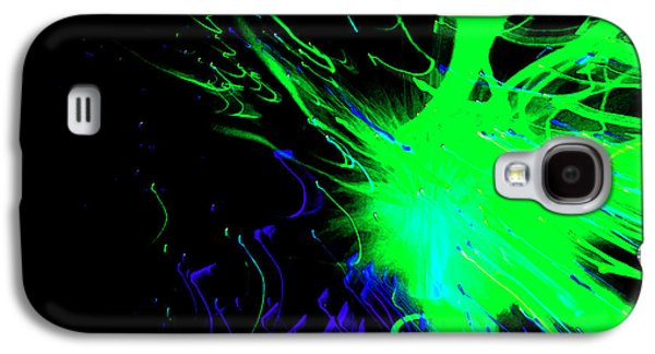Abstract Digital Art Galaxy S4 Cases - Light impression 0114 1 Galaxy S4 Case by Timea R