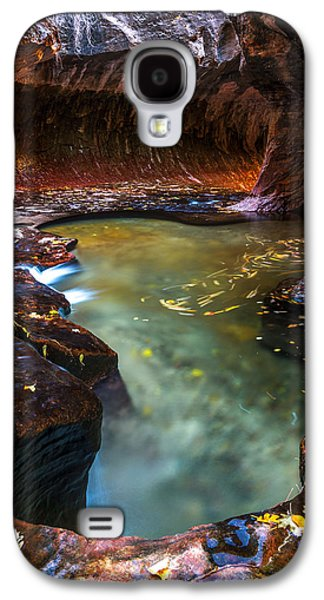 Southern Utah Galaxy S4 Cases - Light Passage Galaxy S4 Case by Dustin  LeFevre