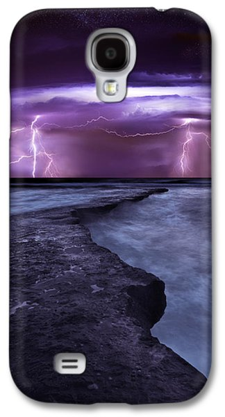 Portugal Galaxy S4 Cases - Light symphony Galaxy S4 Case by Jorge Maia