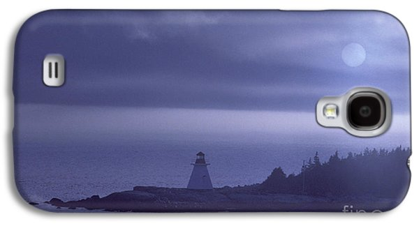 Waterscape Galaxy S4 Cases - Lighthouse Galaxy S4 Case by Novastock