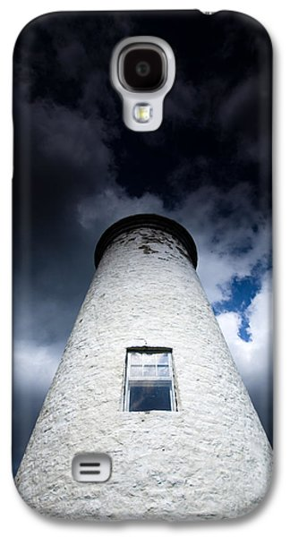 Recently Sold -  - Landscapes Photographs Galaxy S4 Cases - Lighthouse on Boblo Island Galaxy S4 Case by Cale Best
